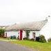Häuser und Kirchen auf Inishowen