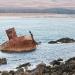 Schiffswrack bei bunnahabhain