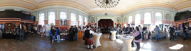 3. Whisky-Festival Radebeul - Großer Saal
