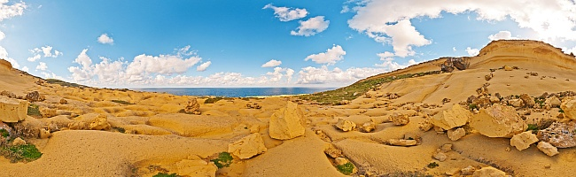 Gozo 2012/13 - Sand Formations