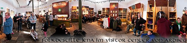 Folkdestille Jena im Visitor Center bei Ardbeg