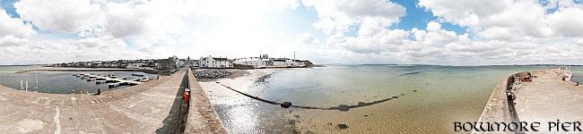 Bowmore Pier