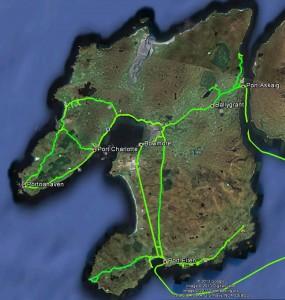 Unterwegs auf Islay