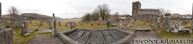 Friedhof Kilmartin