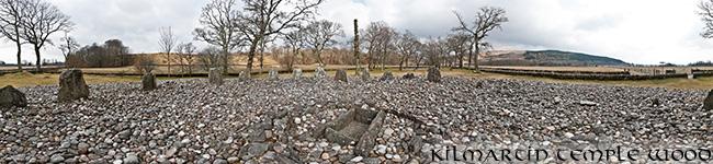Kilmartin Temple Wood Steinkreis