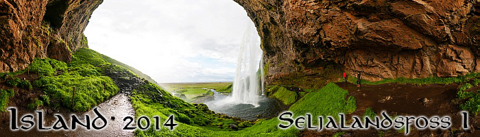 Seljalandsfoss I