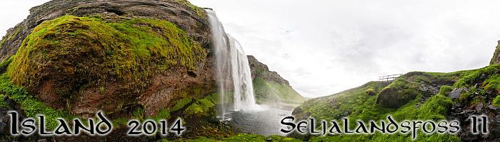 Seljalandfoss II