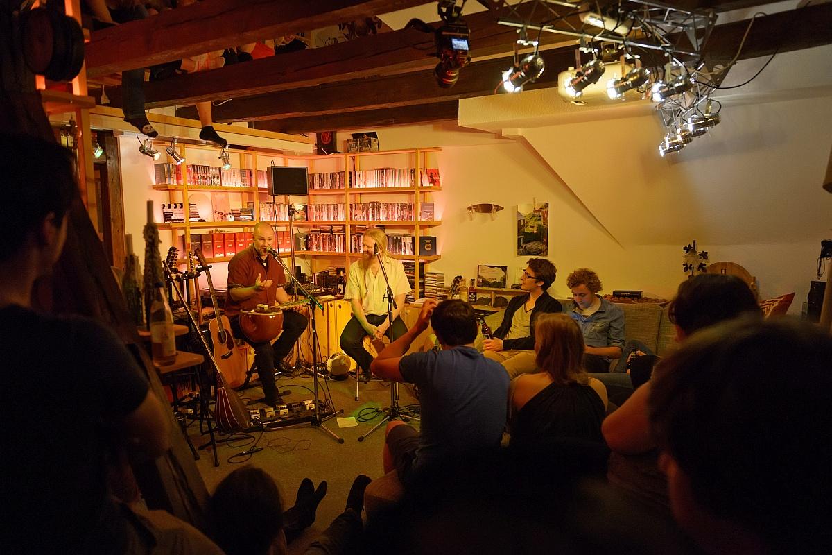 Blog archive wohnzimmerkonzert mit for Wohnzimmer konzert
